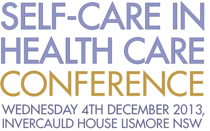 Self Care in Health Care Conference